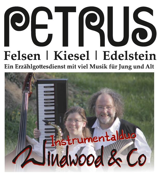 "Erzählkonzert ""Petrus"" @ Ev.-reformierte Kirche Lünne"