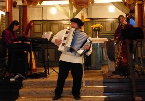 Windwood & Co am 10-03-19- in der Schlosskirche Beilstein